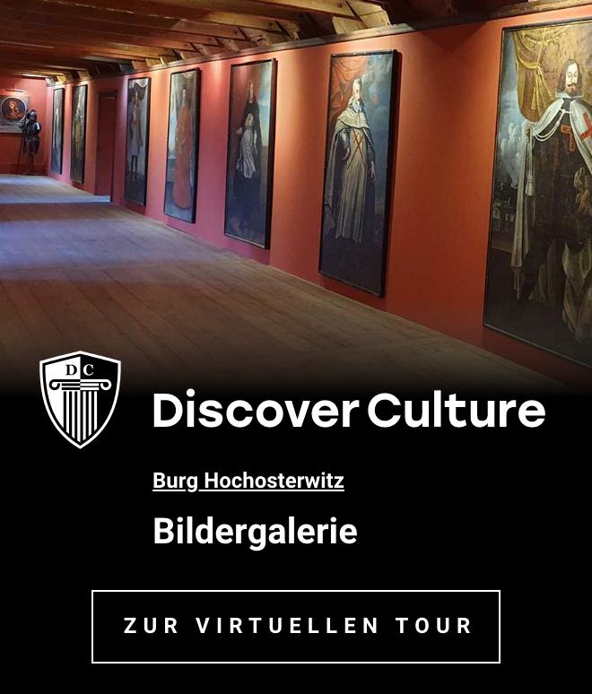 3D-Tour Bildergalerie Burg Hochosterwitz