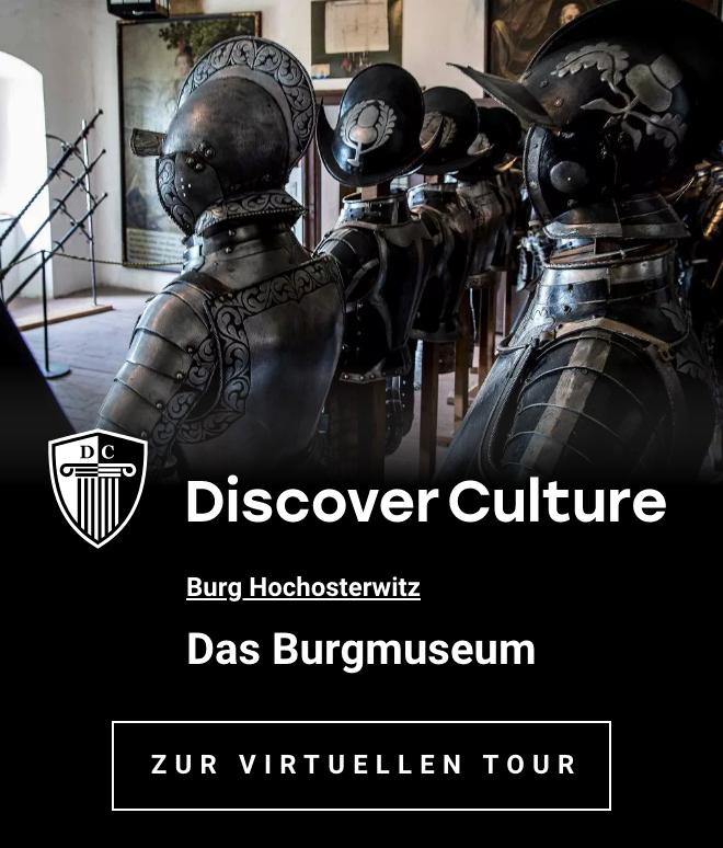 3D-Tour Das Burgmuseum, Burg Hochosterwitz